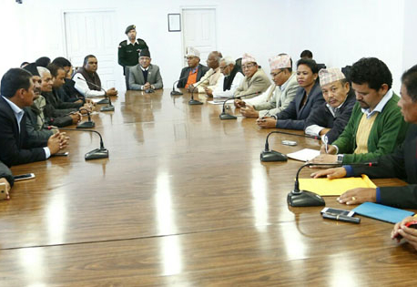 Register statute amendment proposal only by Nov end:  UDMF leaders to PM